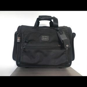 Tumi Carry-on Suitcase, excellent condition